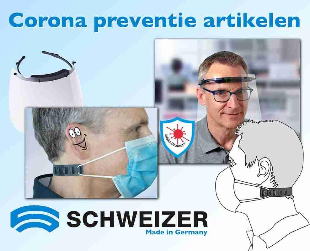 Corona preventie artikelen