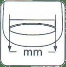 objectief diameter