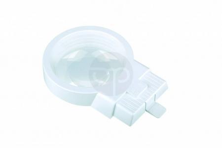 Verwisselbare lenskop Modular
